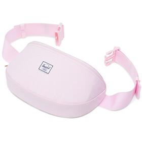 Herschel Sixteen Waist Bag Women pink lady crosshatch